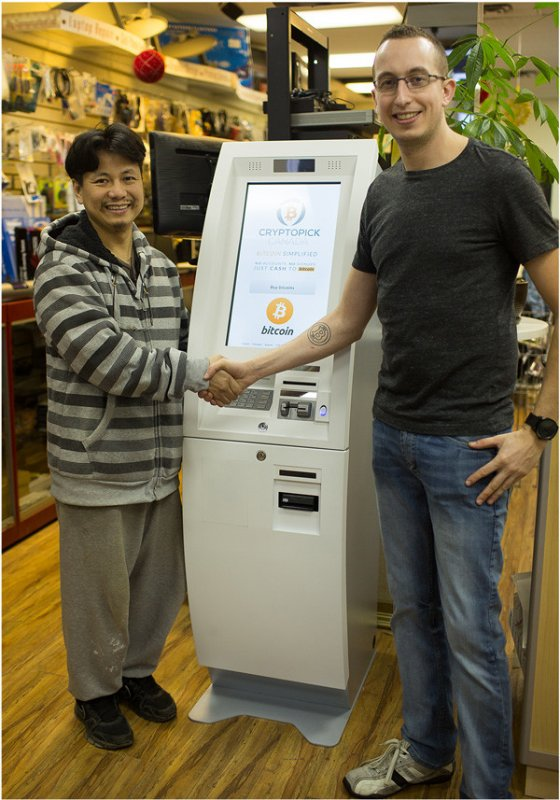 GenesisCoin Satoshi1 BTMs in Coquitlam and Port Moody