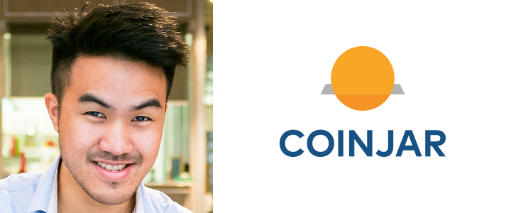 Coinjar CEO Asher Tan