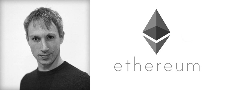 Gavin Wood, co-Founder of Ethereum