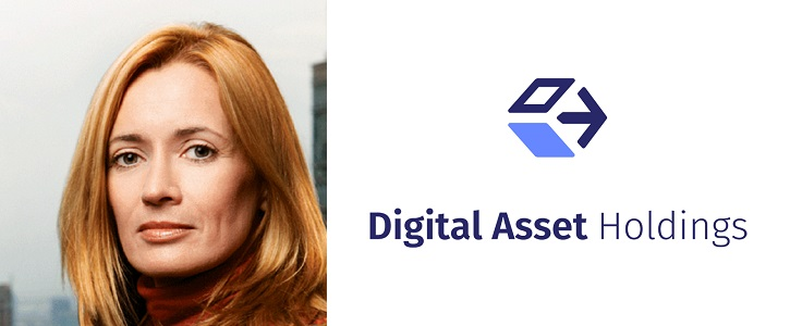 Blythe Masters, CEO of Digital Asset Holdings