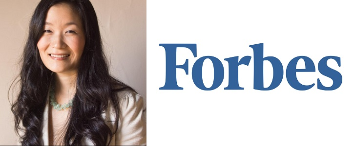 Laura Shin, Forbes