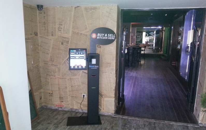 Bitcoin ATM, a two-way BitXatm located at The Pub - Pilsner Unique Bar