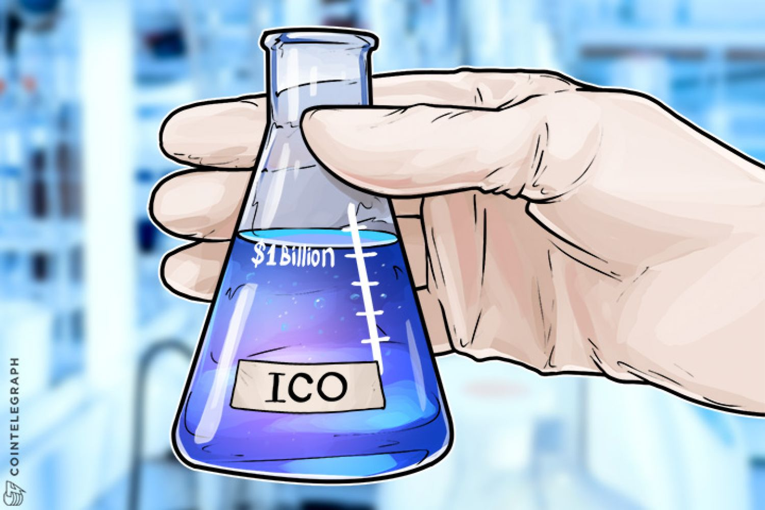 Perfect recipe for an ICO