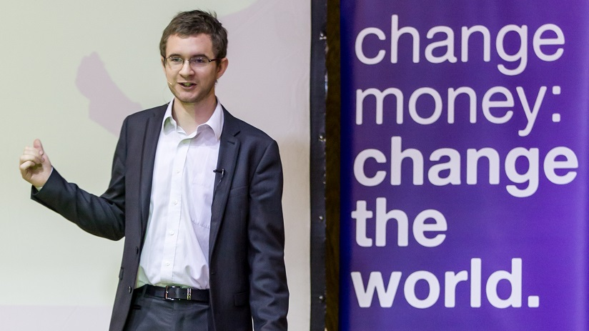 Ben Dyson, founder of Positive Money