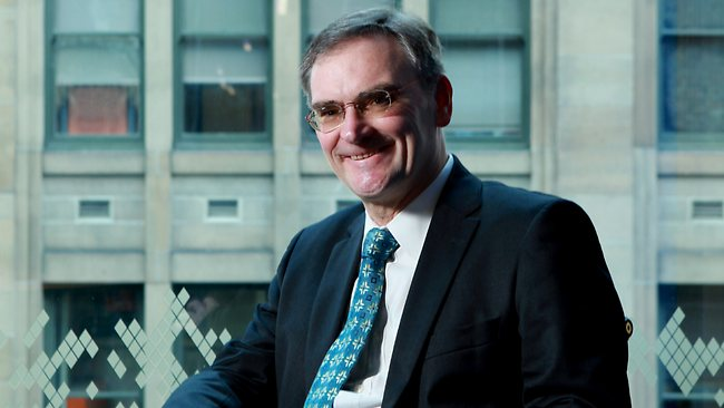 Greg Medcraft, Chairman at the ASIC