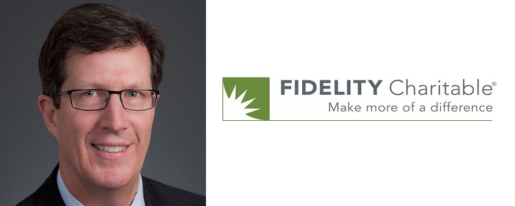 Matt Nash, Senior Vice President of Donor Engagement for Fidelity Charitable
