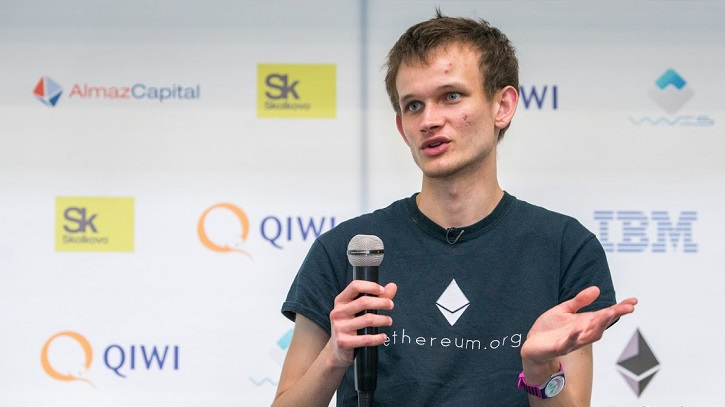 Vitalik Buterin, the founder of Ethereum