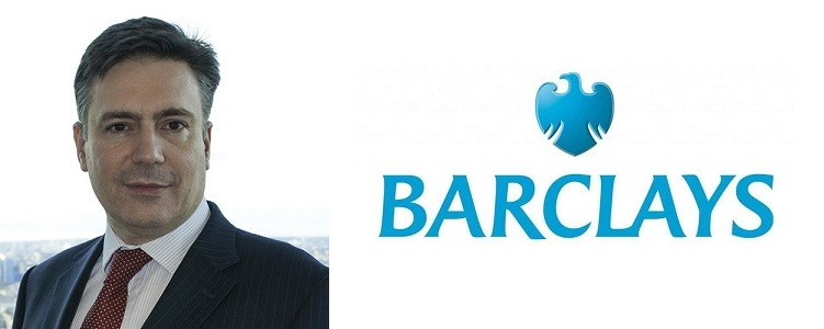 Dr Lee Braine, Barclays