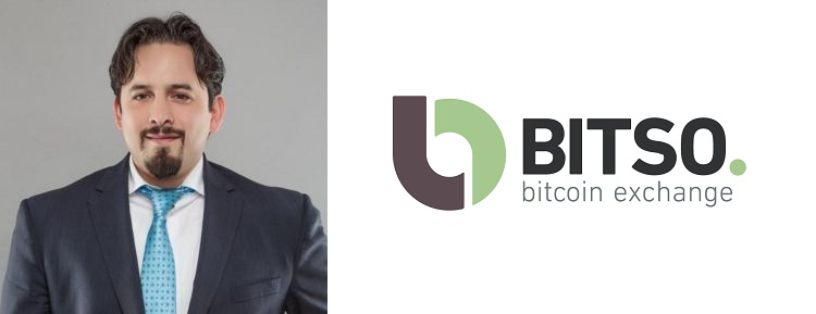 Jose Rodriguez, VP of Payments for cryptocurrency exchange Bitso