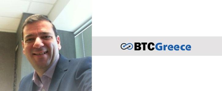 Thallos Marinos, BTCGreece founder