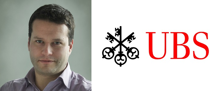Alex Batlin, Director of Technology and Innovation at UBS