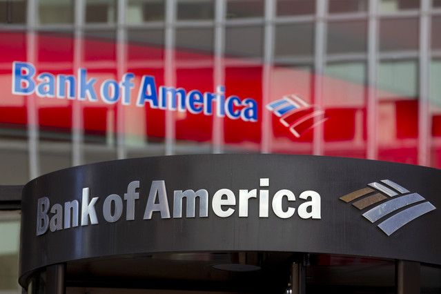 Bank of america forex fee