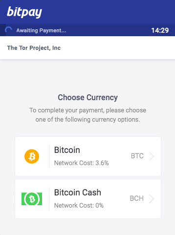 Electronic Frontier Foundation Adds BCH Payment Option