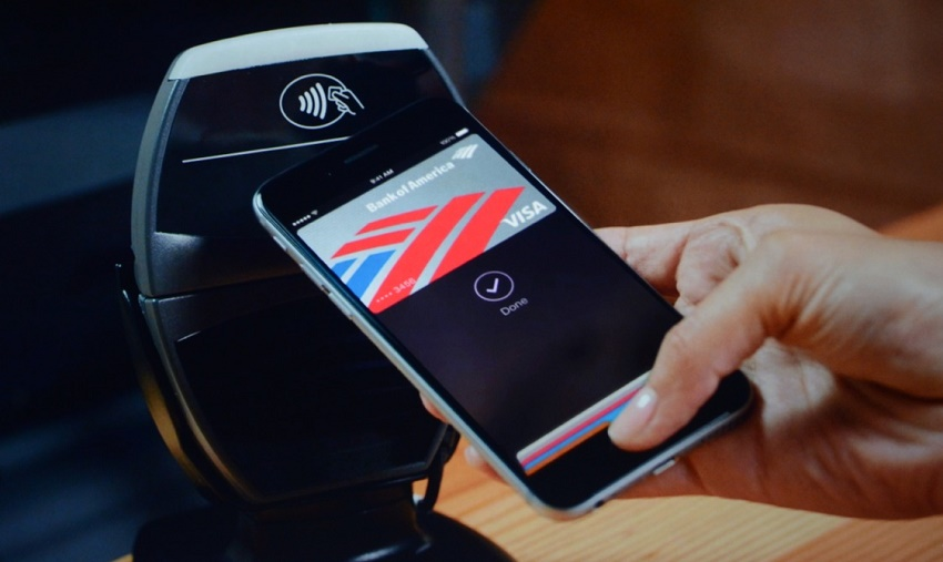 ApplePay in action