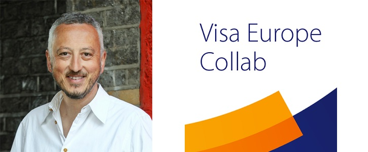 Steve Perry, co-creator of Visa Europe Collab
