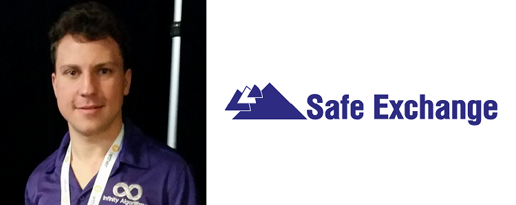 Safe Exchange system architect Daniel Dabek