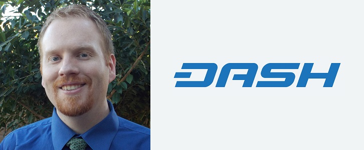 Evan Duffield, the founder and lead developer of the Dash Project