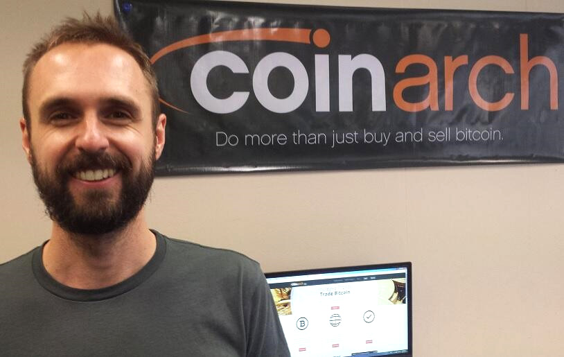Mark Hergott, Coinarch Co-founder