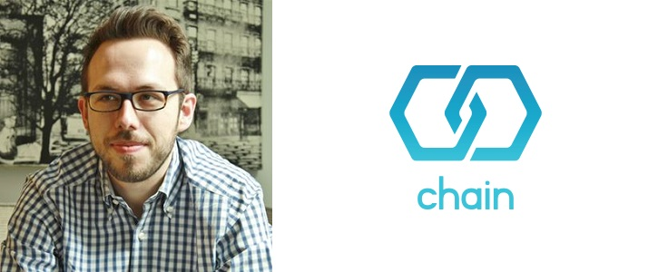 Adam Ludwin, CEO of Chain