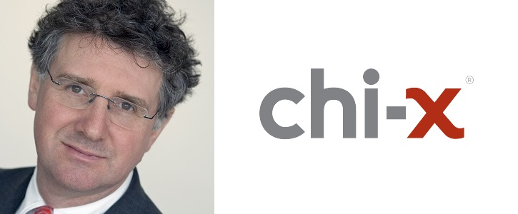 Peter Randall, CEO of CHI-X