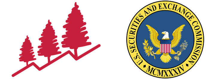 Sand Hill Exchange and SEC logos