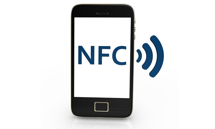 Near field communication, NFC