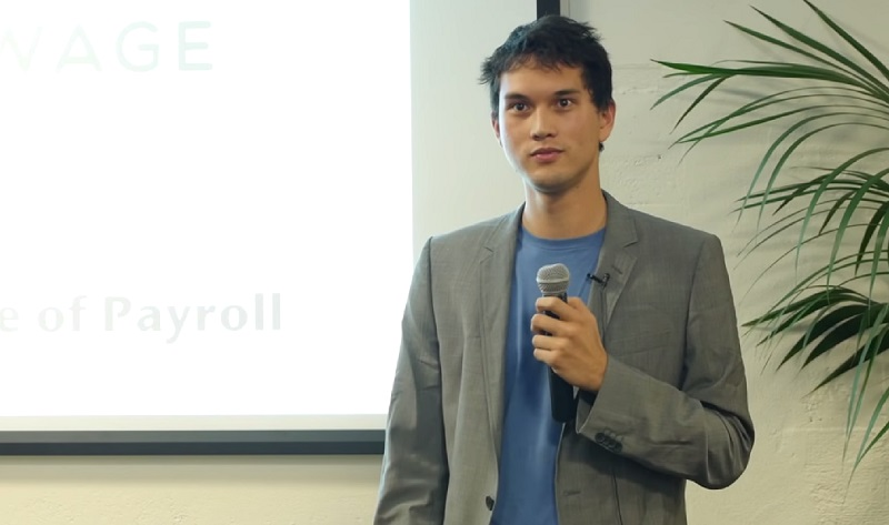 Jonathan Chester, founder of BitWage