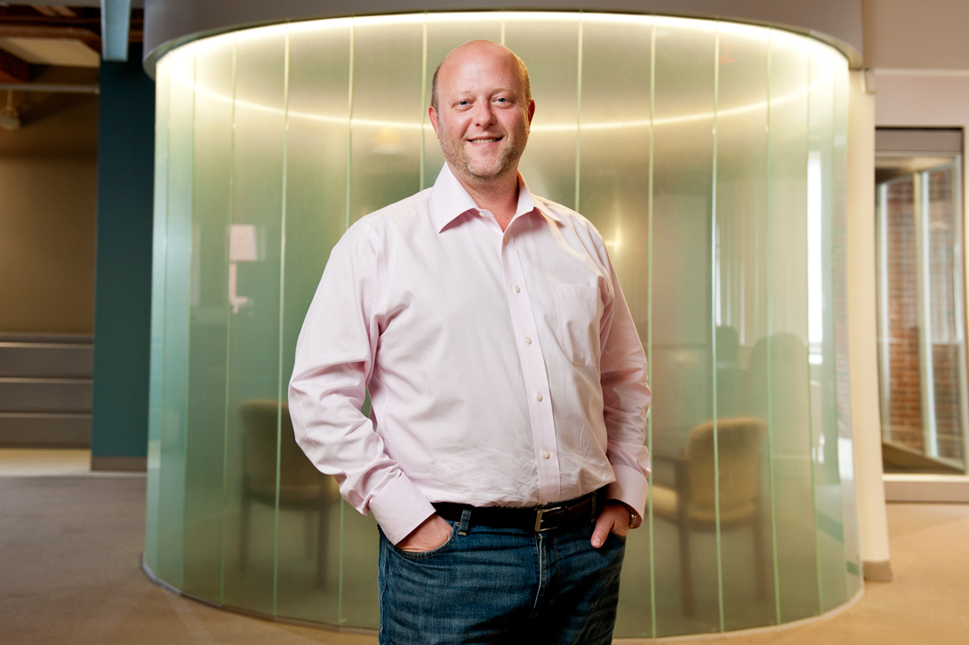 Circle's founder and CEO Jeremy Allaire