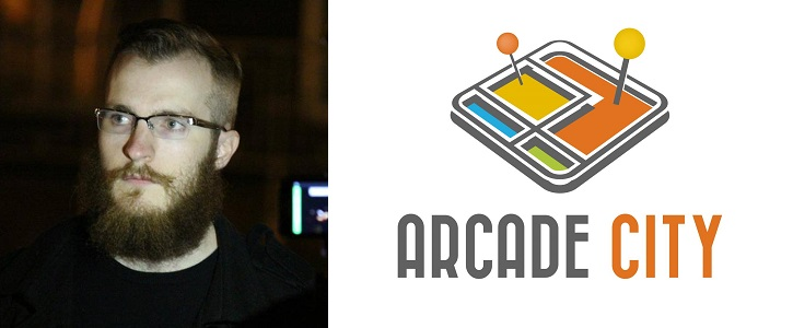Christopher David, CEO of Arcade City