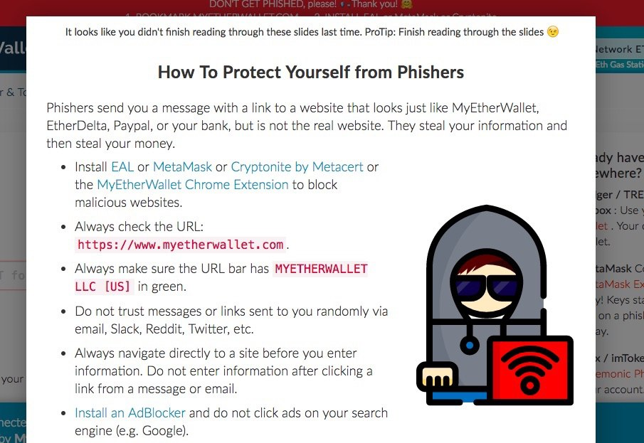 How To Protect Yourself from Phishers