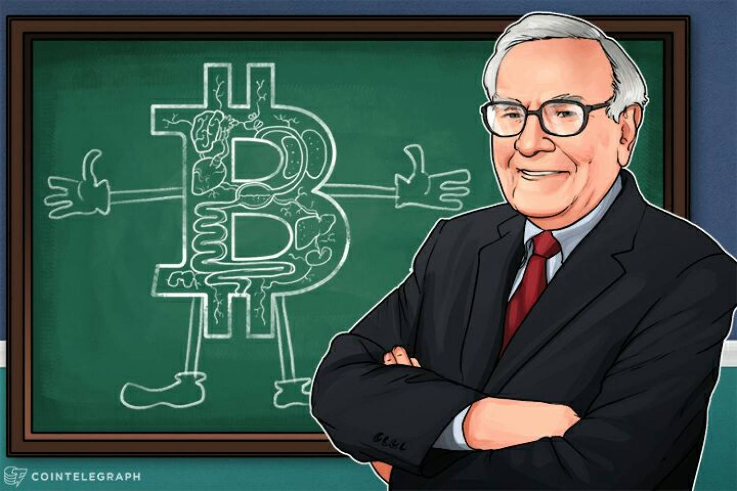 Warren Buffett y Bitcoin