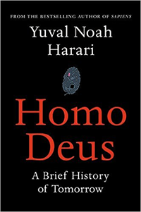 About Humanity in XXI century: Homo Deus by Yuval Noah Harari (2015)