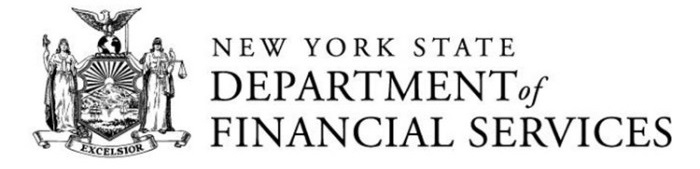The New York State Department of Financial Services