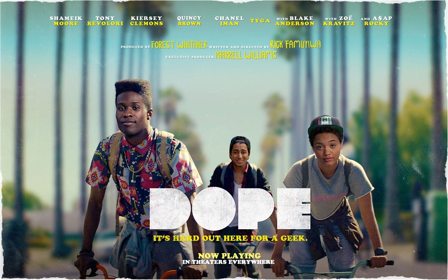 Dope, the movie