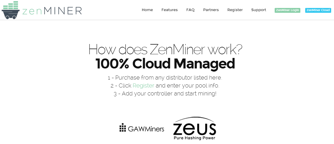 gaw cloud mining
