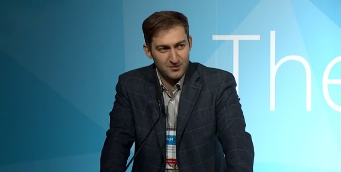Michael Chobanian, the founder of Bitcoin Foundation Ukraine