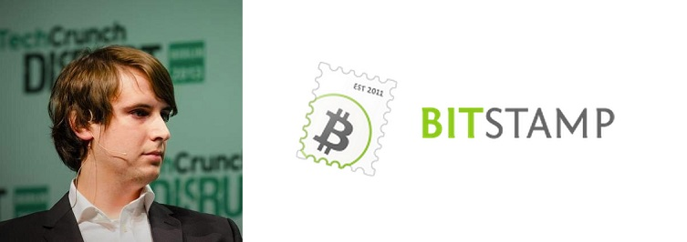 Nejc Kodric, co-founder and CEO at Bitstamp