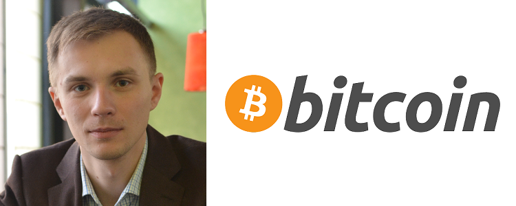 Boris Komarov, head of the First Bitcoin Center in Kazakhstan