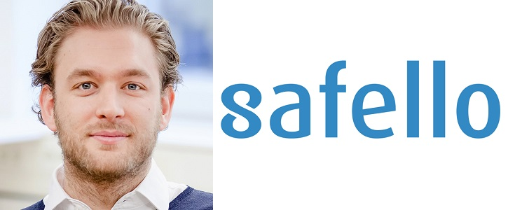 Safello CEO and Co-Founder Frank Schuil