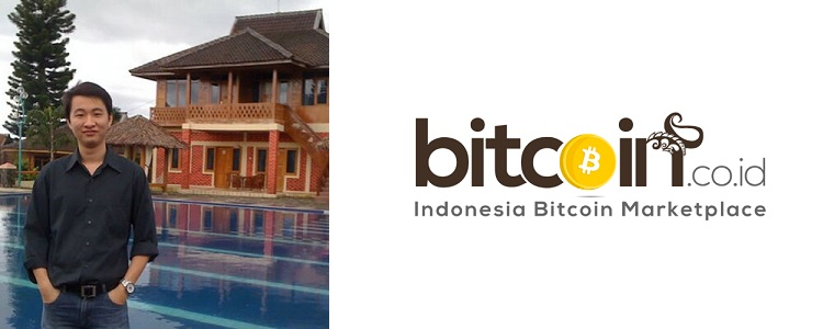 Oscar Darmawan, CEO Bitcoin Indonesia (bitcoin.co.id)