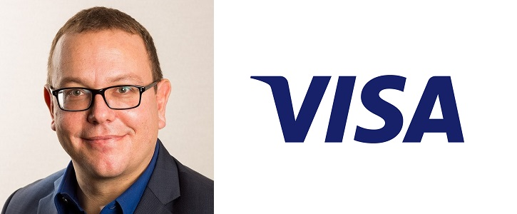 Jonathan Vaux, executive director of innovation partnerships at Visa Europe