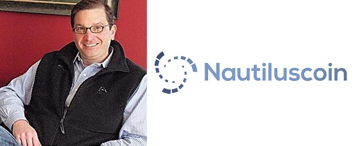 Brian Kelly, the founder of Nautiluscoin