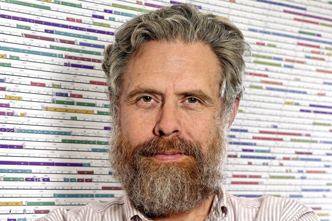 Harvard professor and geneticist George Church
