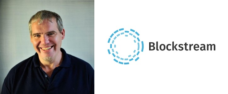 Blockstream Founding member and Chief Instigator, Austin Hill