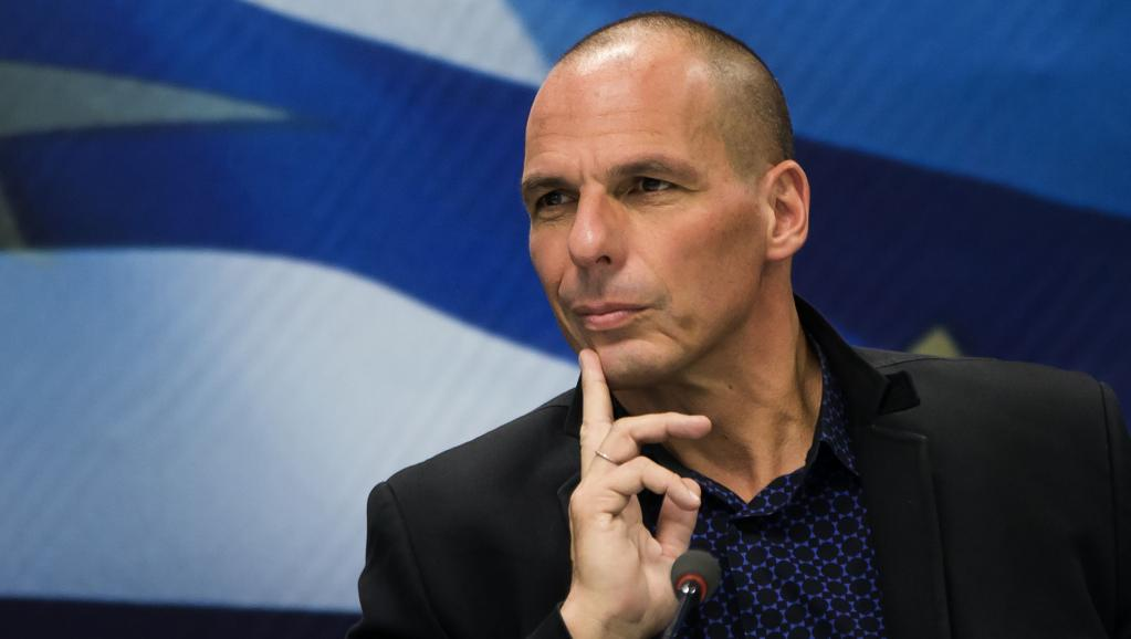 Greeces Finance Minister Yanis Varoufakis