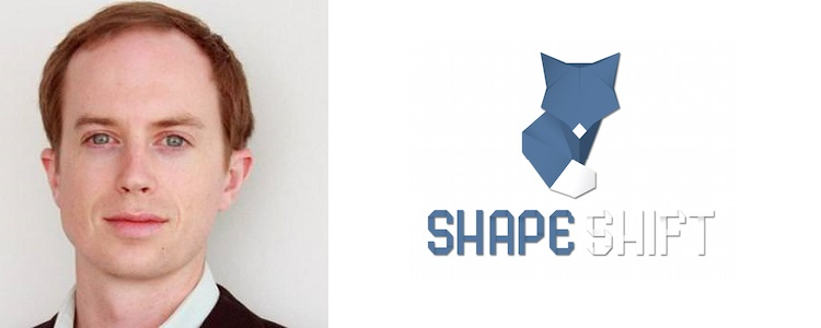 Erik Voorhees, ShapeShift CEO