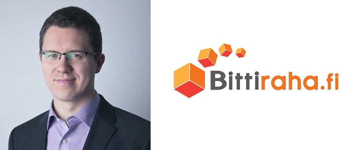 Henry Brade, CEO of Bittiraha