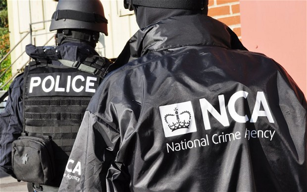 UK's National Crime Agency