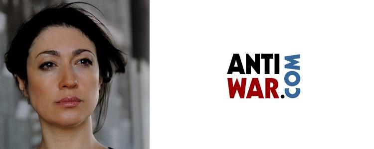 Angela Keaton, Director of Operations of AntiWar.com