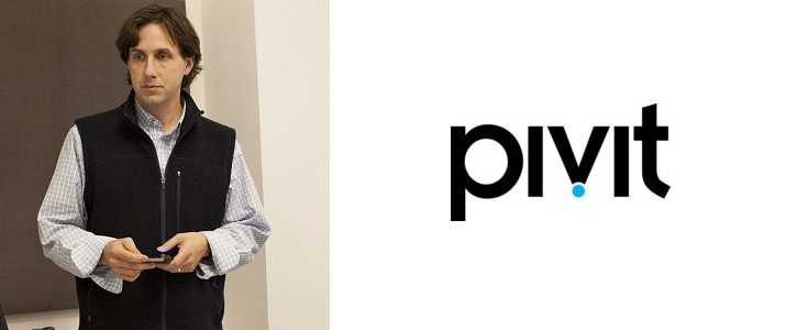 Pivit director and co-founder Greg DePetris